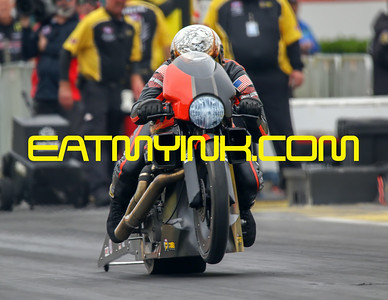 NHRA Pro Stock Motorcycle 2019