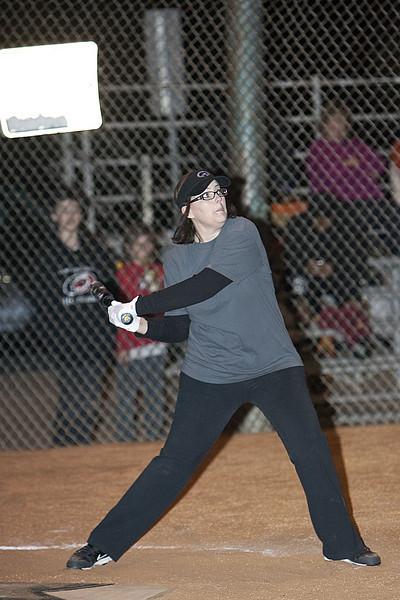 Women's Softball 2012