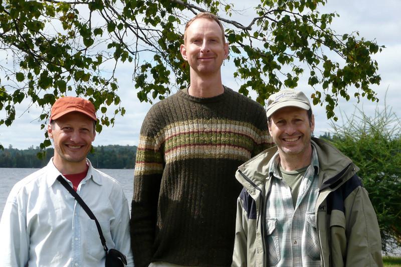 Happy Survivors. Canot-camping La Vérendrye, Le Domaine