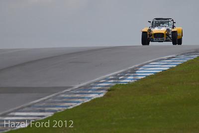 Donington Park Race July 2012