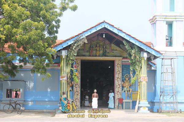 அனலைதீவு-தெற்கு முருகன் கோவில் கொடியேற்றம்-20-10-2017
