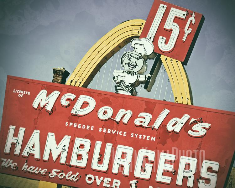 McDonald's #1 Store Museum  (closed)