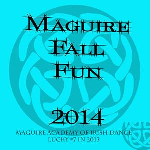 2014 Maguire Fall Fun