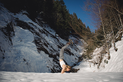 Yoga K - Dent de Jaman