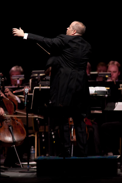 Renee Fleming, soprano performs with  the Russian National Orchestra, with Patrick Summers, conductor at the March 6th, 2010 opening night performance of the fourth annual Festival of the Arts BOCA in Boca Raton, Florida.