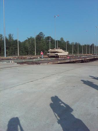 2011 08 10 Last tanks arrive from FKKY
