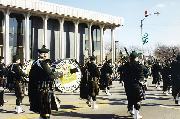 South Side Irish Parade '95