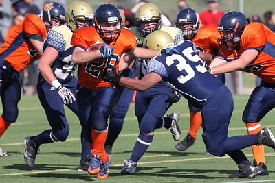 Tommy Douglas vs Bethlehem Sept 4, 2014