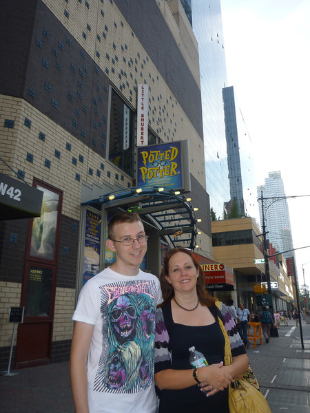 2012 Potted Potter