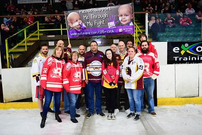 Frankie Sherwood Fundraising Photos