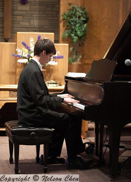 2007-04-21 Spring Recital