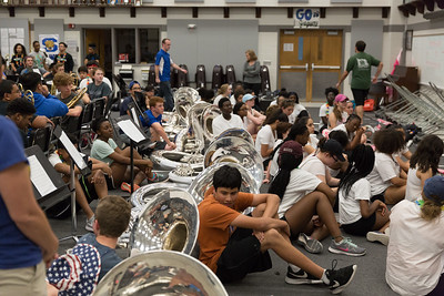 2017 Freshman Band Camp
