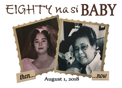 20180804 Baby 80th Birthday