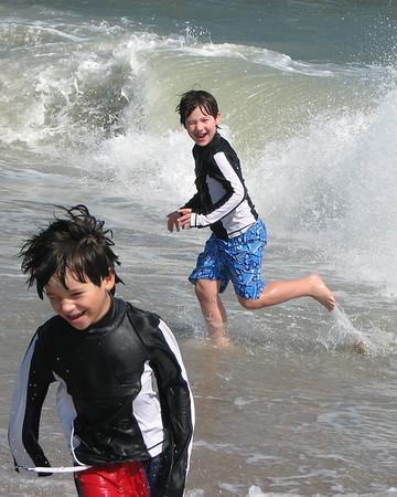The Beach Fall 2009