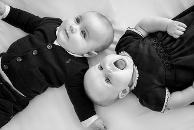 The Rebsamen Twins