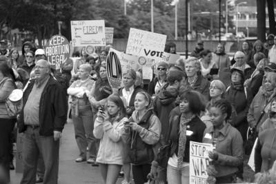 Unite Women - VA: A Rally for Women's Richmond 4-28-12