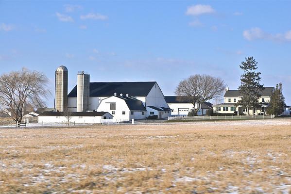 Amish Country January 2011