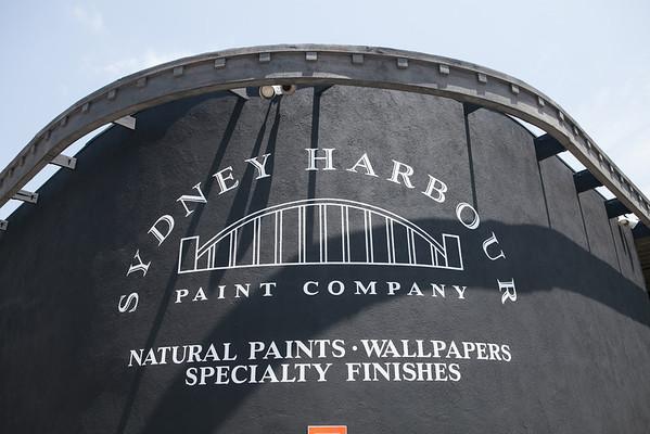 Open House: Sydney Harbour Paint