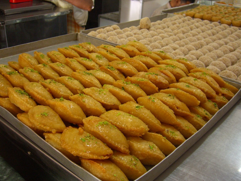 Indian Sweets - Chandigarh, India