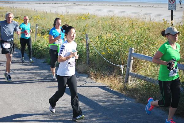 Nahant Half Marathon 2015