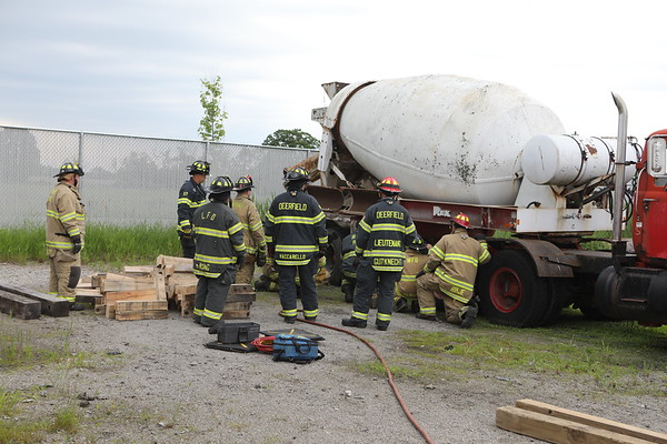 Lake County Heavy Extrication Class