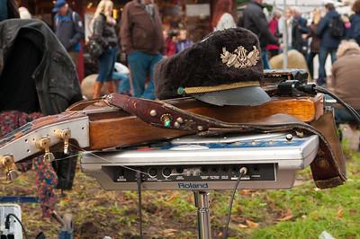 The Famous Unknowns @ Zuidlaardermarkt