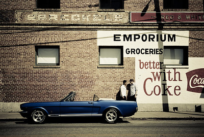 Mustang Drive
