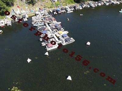 Moonlight Cardboard Boat Races, 08-14-2021