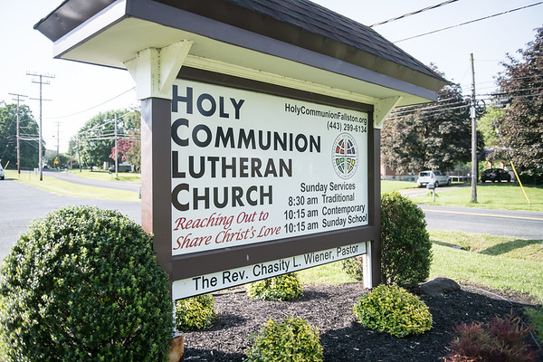 Holy Communion Lutheran Church 2019