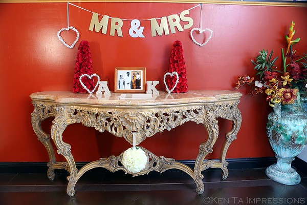 Mr. & Mrs. M.K. Reddy's 50th Golden Wedding Anniversary