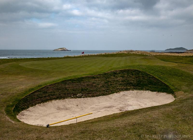 North Berwick Golf Club, West Links course.