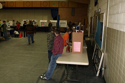 Daisy Brook Activities - 2006-2007 - 2/9/2007 Daisy Brook Science Fair
