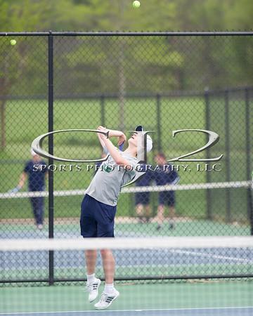 4-19-2017 James Wood at Woodgrove Boys Tennis