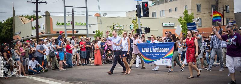 2014-07-19 San Diego - 1 Pride Parade