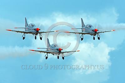 "POLISH ORLIK ""EAGLE"" : Polish Air Force ORLIK ""Eagle"" Aerobatic Team Flying the PZL-130 Orlik TC-1 Trainer Military Airplane Pictures"