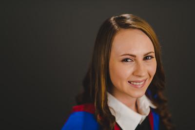 Brittany's Grad Portraits