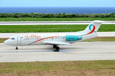 Airlines - Surinam