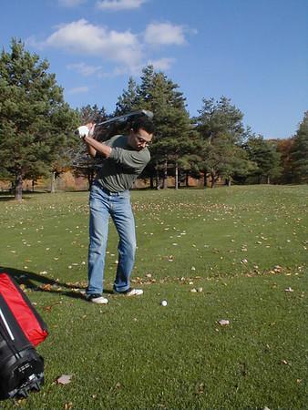 Deerfield Golf Oct99 - Eliud and JimPilk