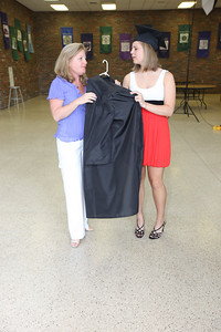 Cascia Hall Graduation