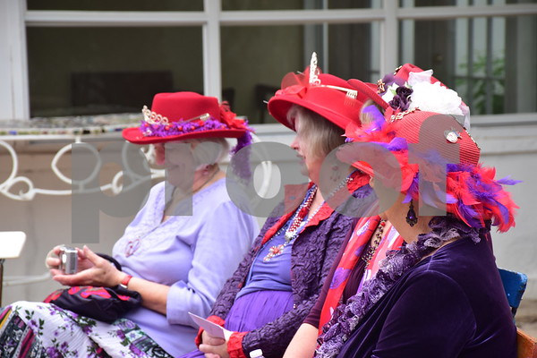 December 14, 2016 - Red Hat Ladies at Bryan House