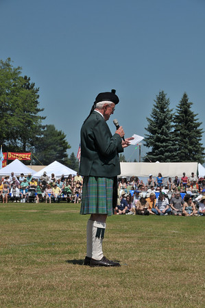 Enumclaw Highland Games - July 2011