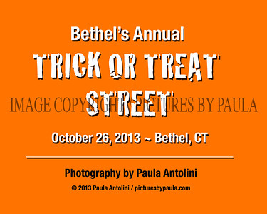 BETHEL TRICK OR TREAT STREET 2013 ~ Bethel, CT ~ October 26, 2013