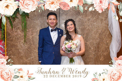 Wendy & Junhan's Wedding