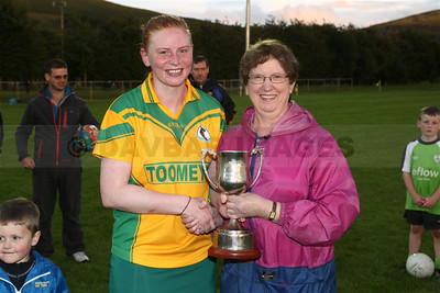 Donard/Glen Senior Camogie League Final 2014
