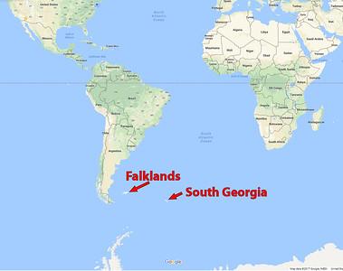 Falklands-South Georgia - Oct-Nov 2017