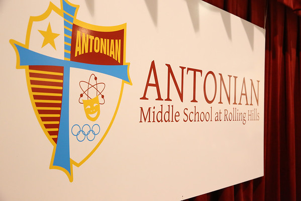Antonian Middle School at Rolling Hills