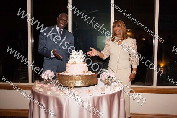 Mrs. Richardson Birthday Party