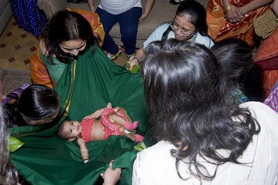 Anika Naming ceremony
