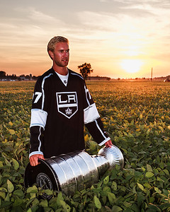 Stanley Cup Party - Jeff Carter