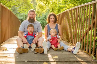 Koehn Family - August 2021